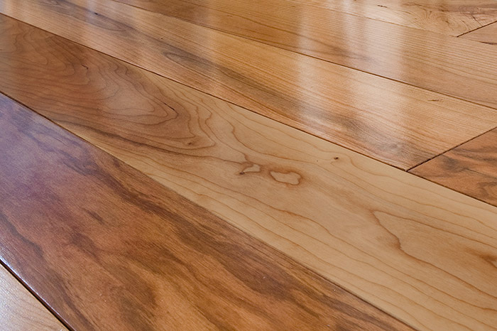 American black cherry hardwood flooring homestead for Cherry flooring